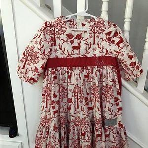 Eleanor Rose Woodlands Dress